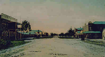 COMMERCIAL STREET, POST 1906